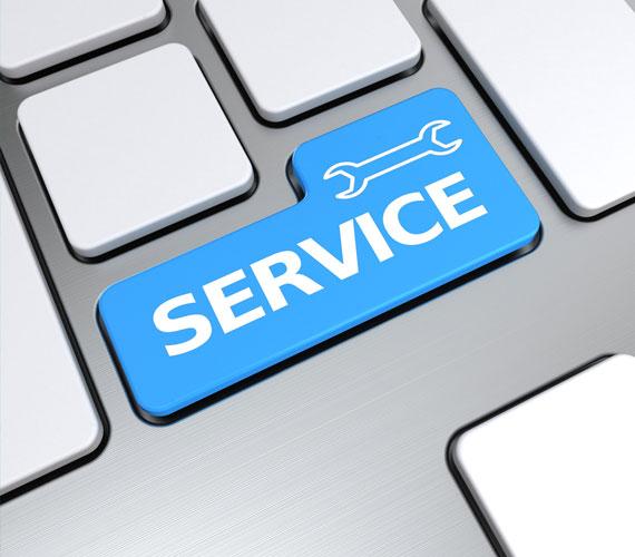 Service e ricambi